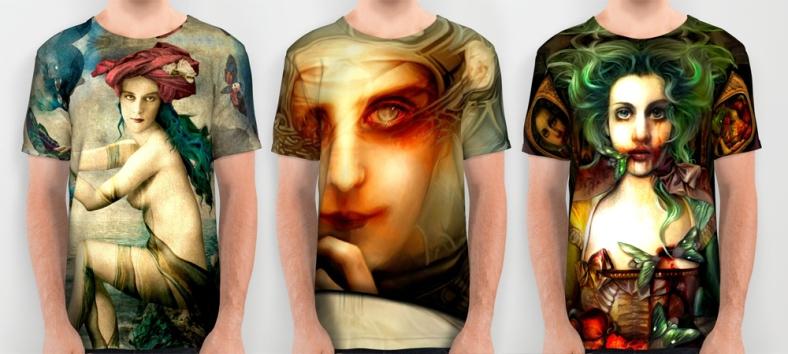 Camisetas S6